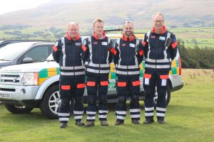 New kit for volunteer doctors
